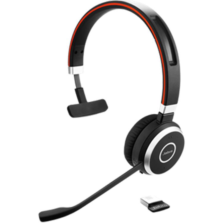 Jabra Evlv 65 MS MonoHD Audio MS cert