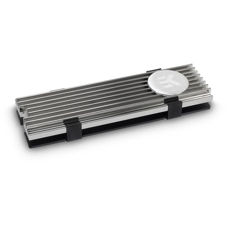 Productafbeelding voor 'EK-M.2 NVMe Heatsink - Nickel'