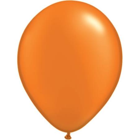 Nederlands Elftal Ballon - 25 Stuks - Oranje