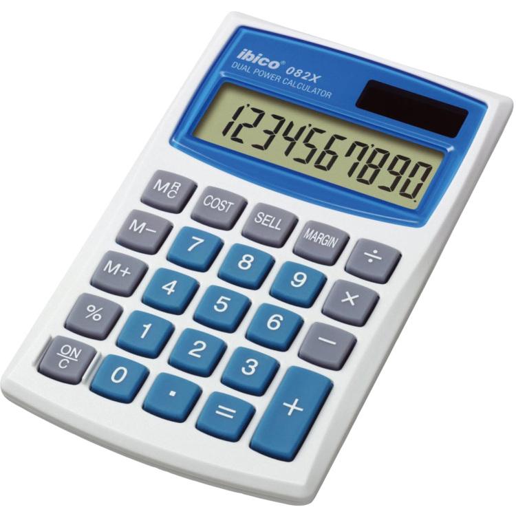 Rekenmachine 10 cijfers