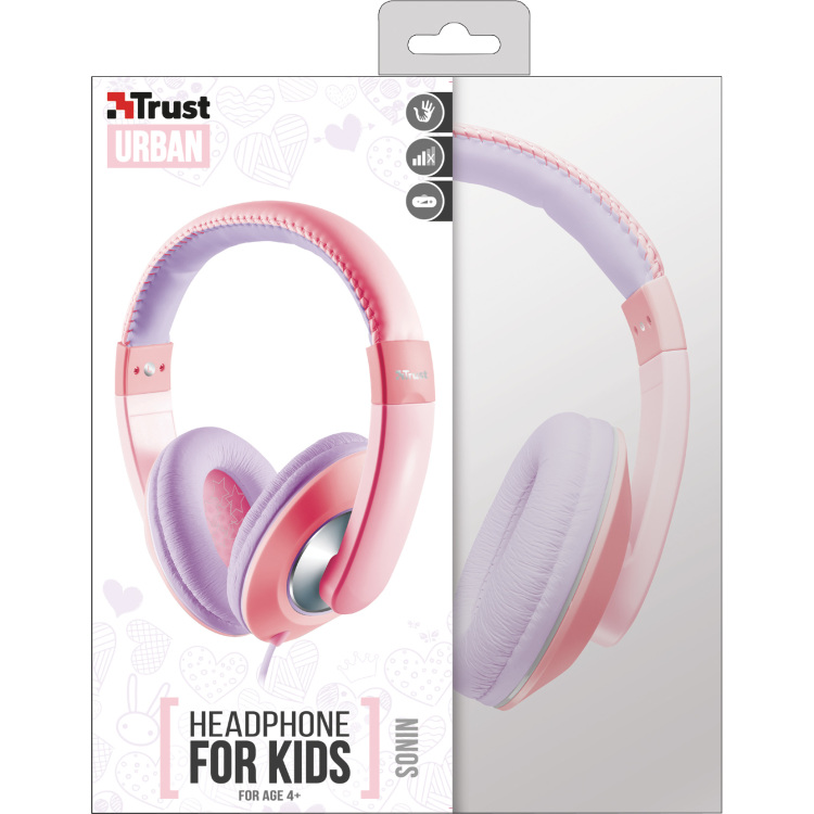 Hoofdtelefoon Trust Sonin Kids