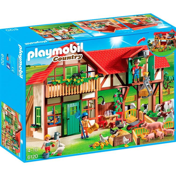 Playmobil Country grote boerderij 6120