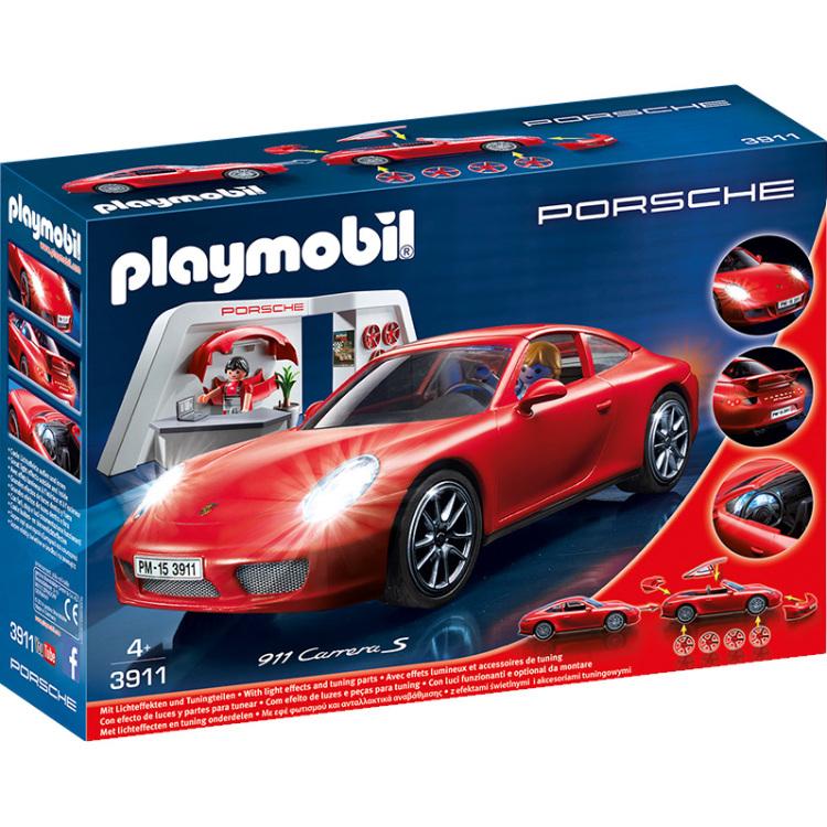 PLAYMOBIL 3911 PORSCHE 911