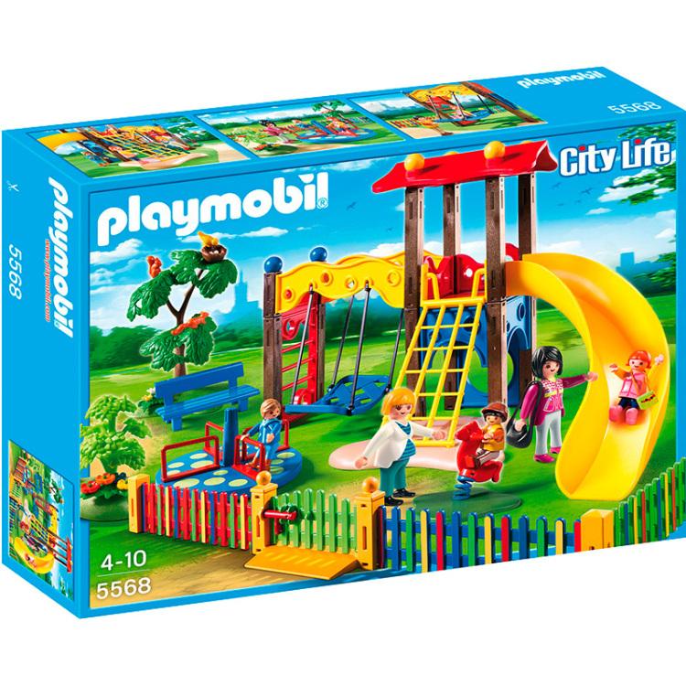 Playmobil City Life Speeltuintje 5568