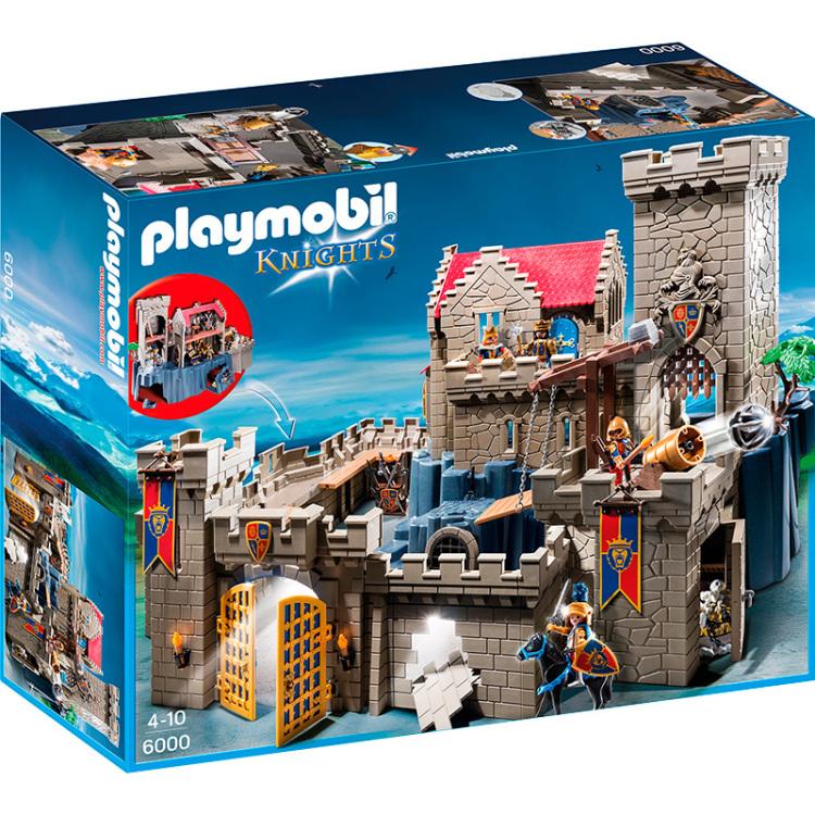 Playmobil Knights Koningskasteel 6000
