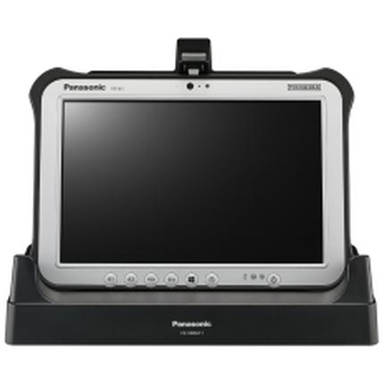 Panasonic FZ-VEBG11AU USB 3.0 (3.1 Gen 1) Type-A Zwart notebook dock & poortreplicator