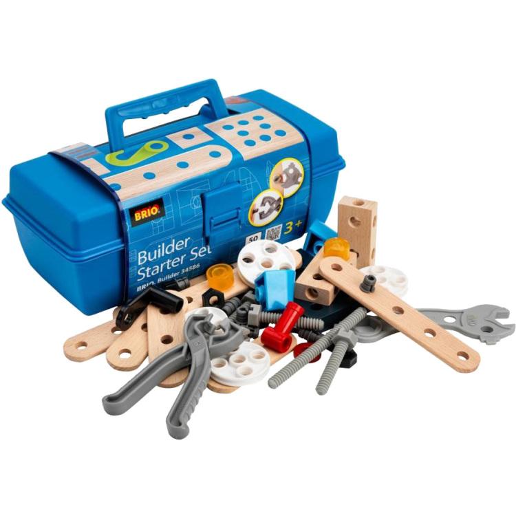 BRIO Builder Starter set (brio 34586)