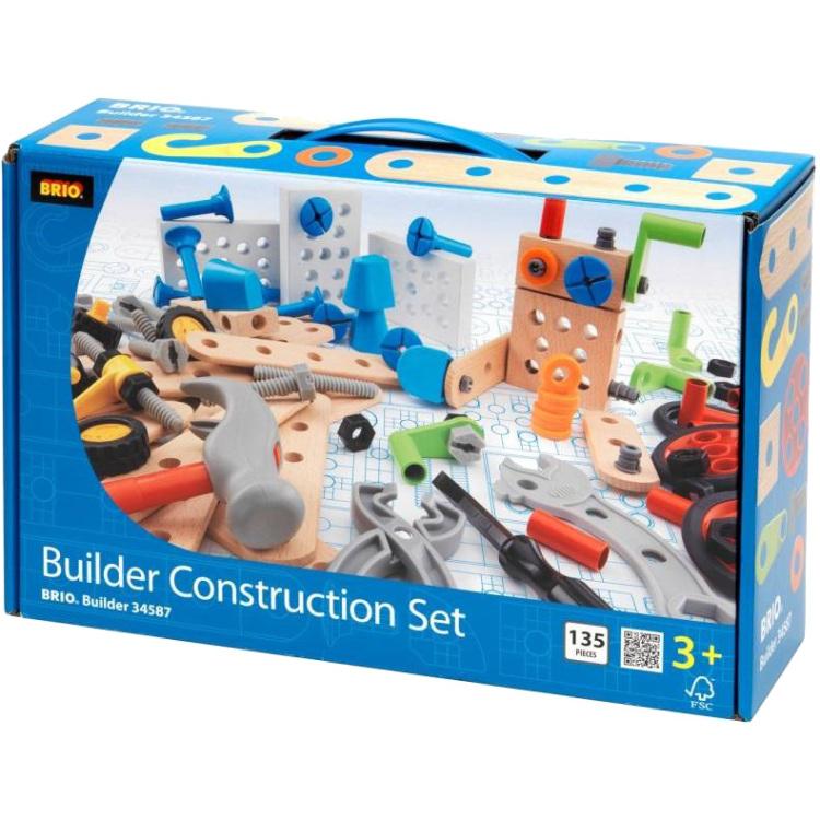 BRIO Builder constructieset 34587