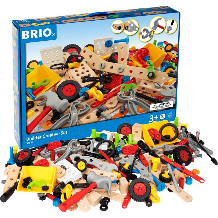 BRIO Builder Creative Set 270 pc (34589)
