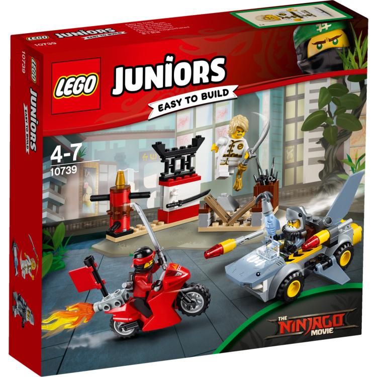 Lego Juniors Haaienaanval