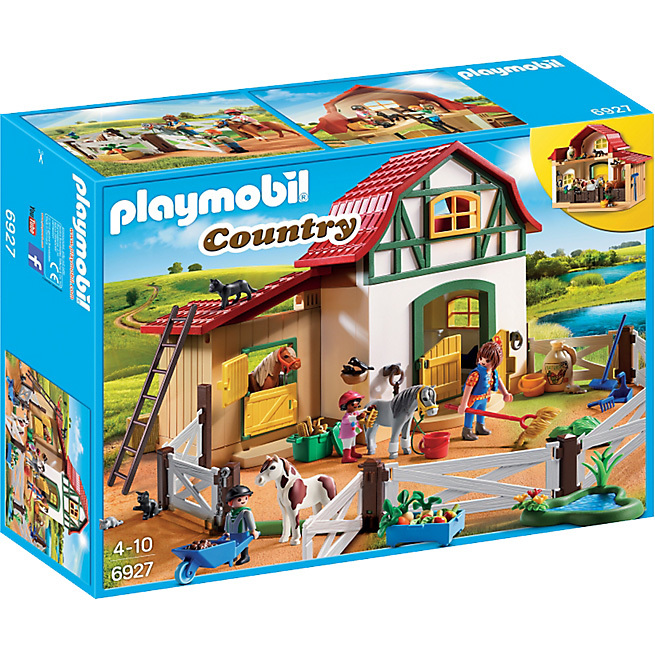 Alternate-PLAYMOBIL Country - Ponypark 6927-aanbieding
