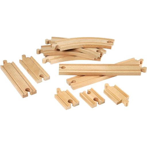 Brio houten rails uitbreiding