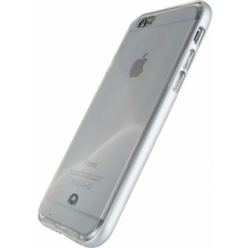 Mobilize Gelly Plus Case Apple iPhone 6 Silver