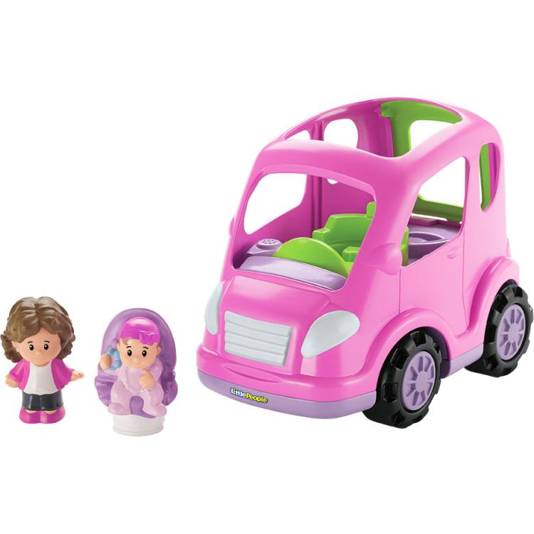 Little People Rijden-maar Auto