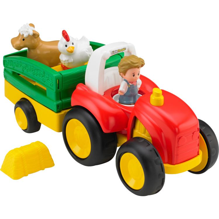 Little People DuwandRij Tractor