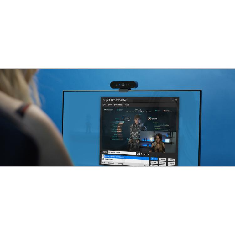 Brio 4K Stream Edition