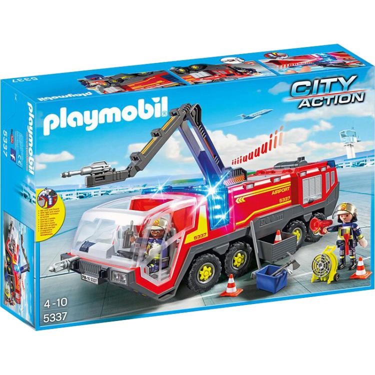 PLAYMOBIL Jongensfiguren 5537