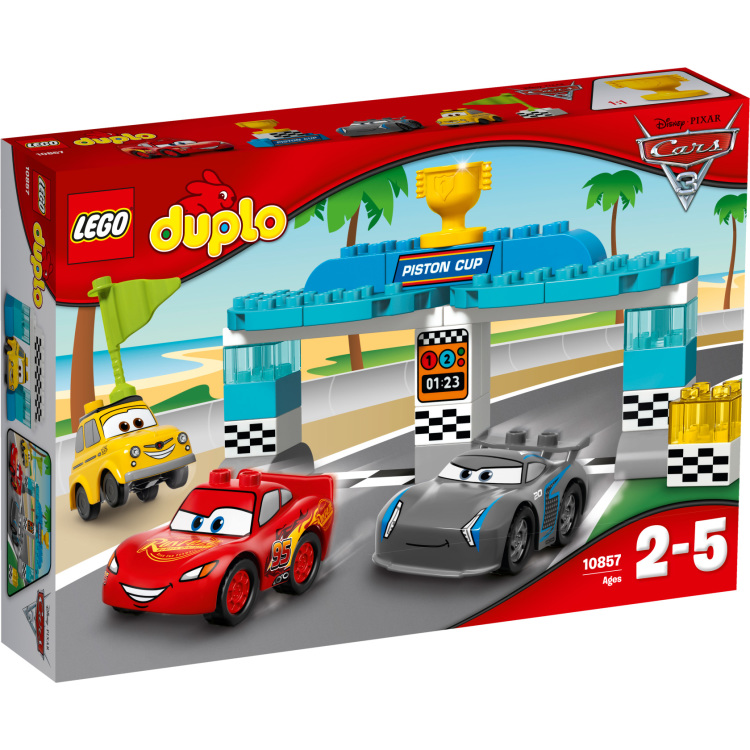 Duplo Disney Pixar Cars 3 - Piston Cup Race