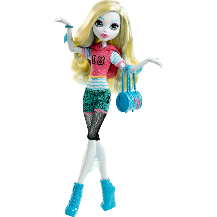 Monster High Signature Look - Lagoona Blue