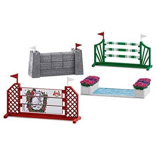 Alternate-Schleich Springparcours, speelgoedfiguur 42271-aanbieding