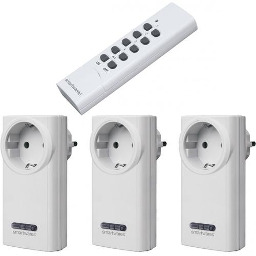 Smartwares Draadloze schakelaar met afstandsbediening