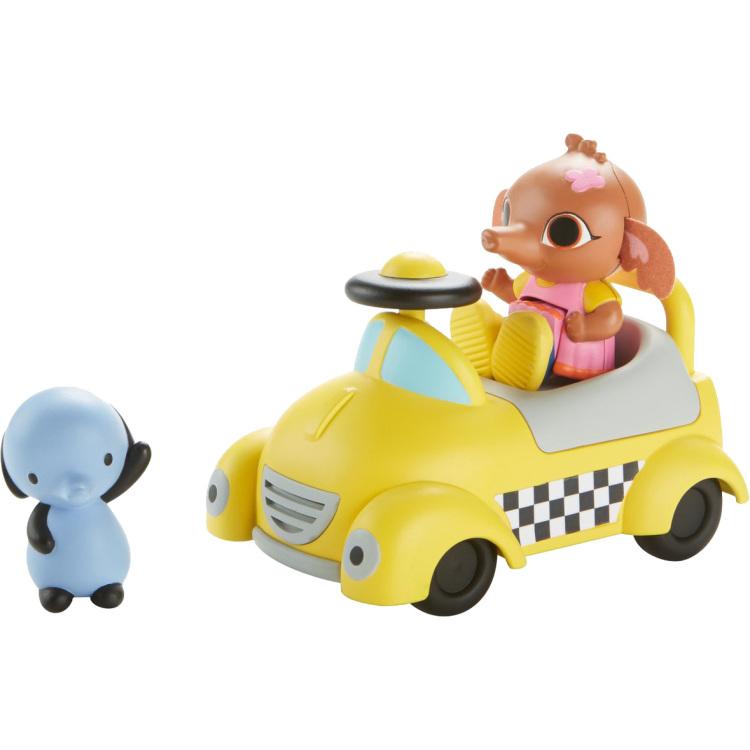 Bing Talkie Taxi