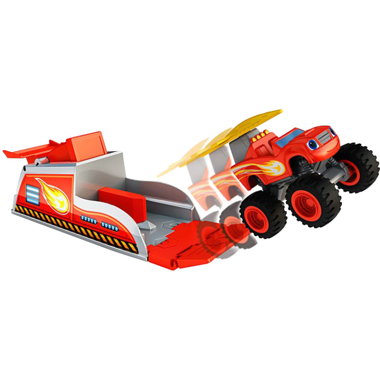 Blaze Turbolanceerder