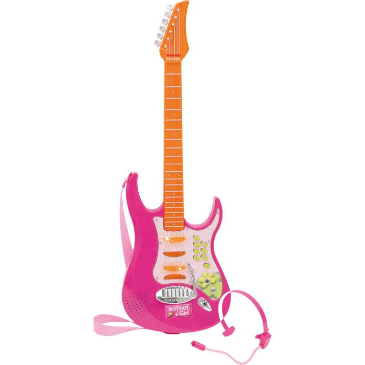 Elektronische Rock Gitaar