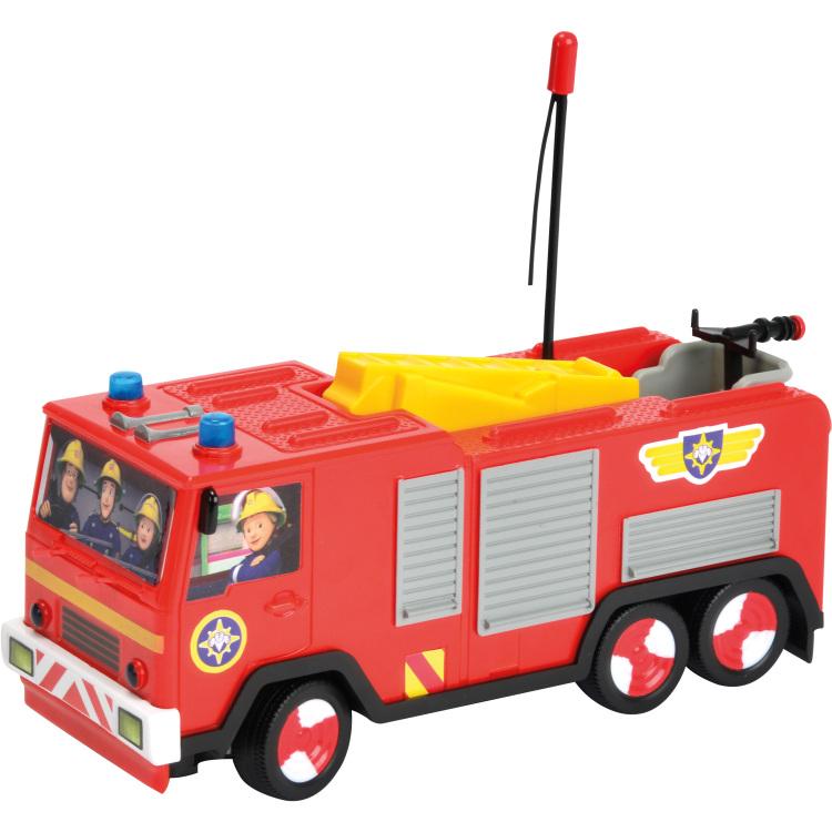 Brandweerman sam r-c brandweerauto jupiter