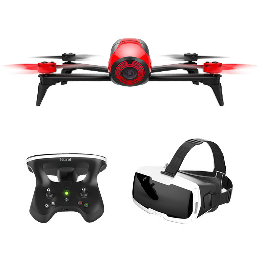 Parrot Drone RTF Foto-video, First Person View