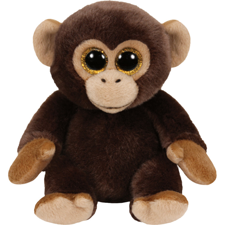 TY Classic Bananas Knuffel Aap 33cm
