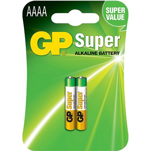 GP Batteries Super Alkaline AAAA