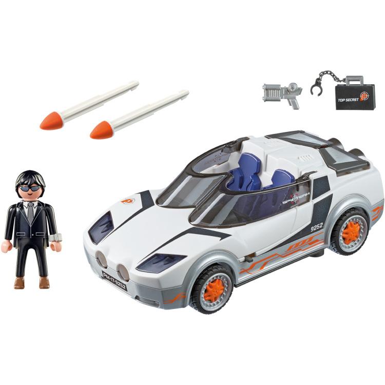 Playmobil City Action 9252 Wit speelgoedfiguur kinderen