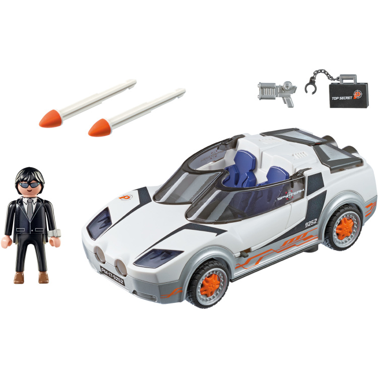 Playmobil City Action 9252 Wit speelgoedfiguur kinderen