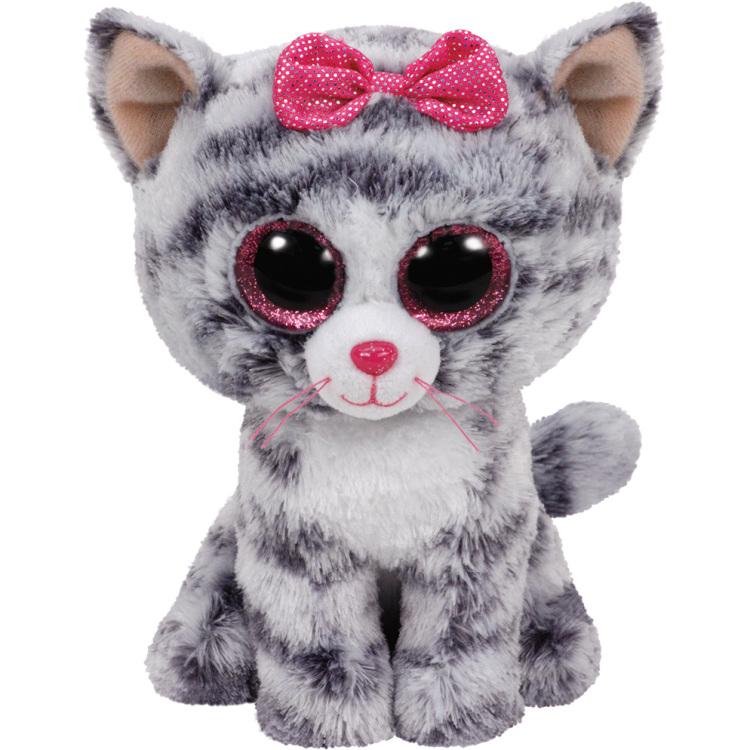 Ty Beanie Boo kat Kiki 15cm