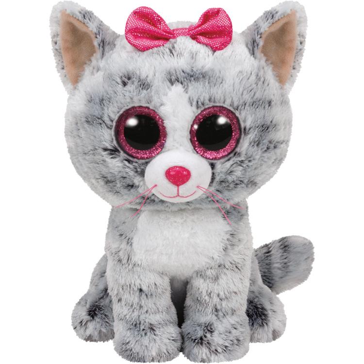 Beanie Boo kat Kiki 24cm