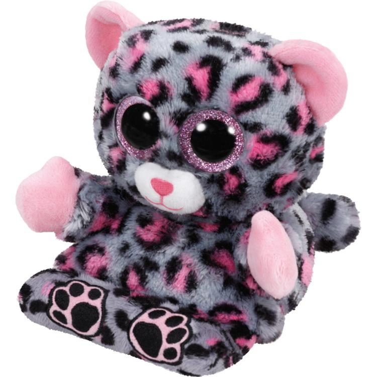 Ty Peek-A-Boo's Trixi luipaard 15 cm