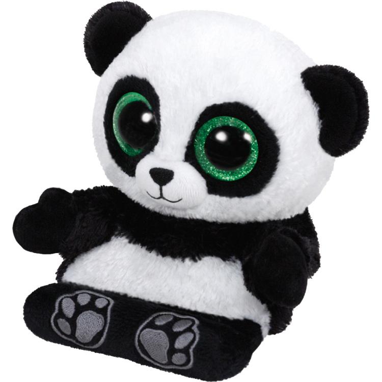 Ty Peek-A-Boo's Poo panda 15 cm
