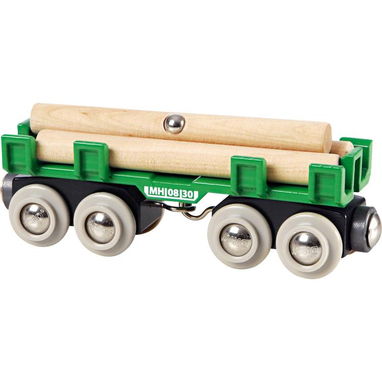 BRIO houttransport wagon 33696