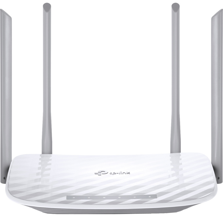 TP-LINK Archer C50 Draadloze Dual Band Router AC1200