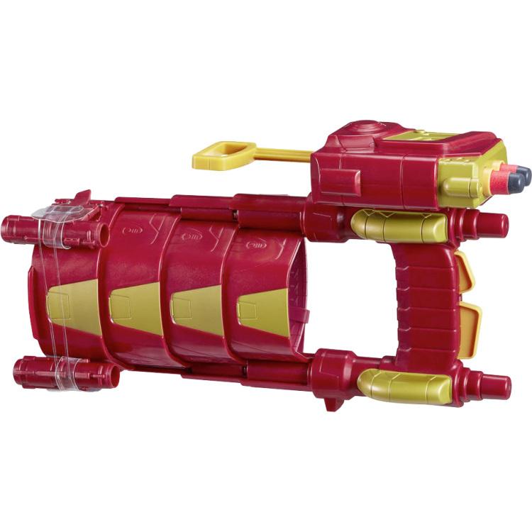 Avengers Iron Man schuif en schiet harnas