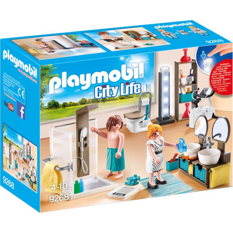 Playmobil City Life 9268 Jongen-meisje Multi kleuren 1stuk(s) set speelgoedfiguren kinderen