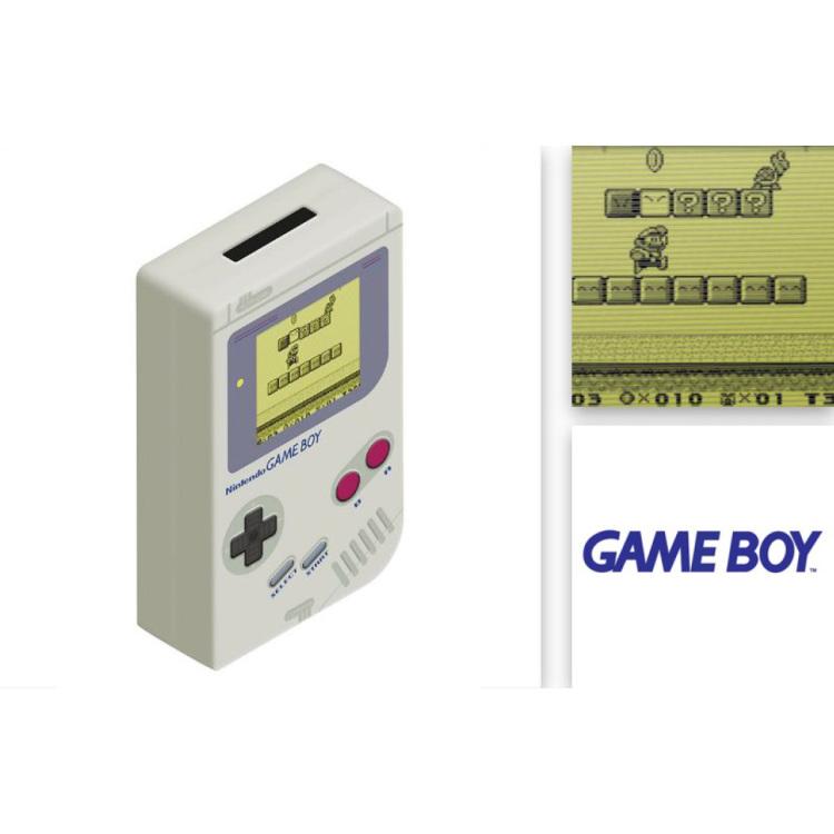 Nintendo: Game Boy Tin Money Box