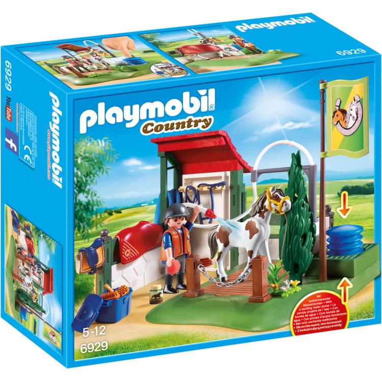 PLAYMOBIL Country - Paardenwasplaats 6929