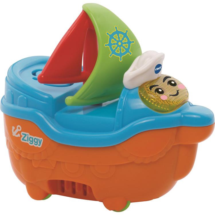 Blub Blub Bad - Ziggy Zeilboot