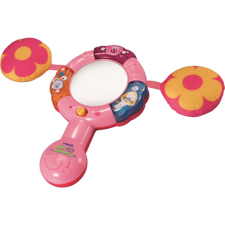 Vtech Baby Spiegeltje Roze