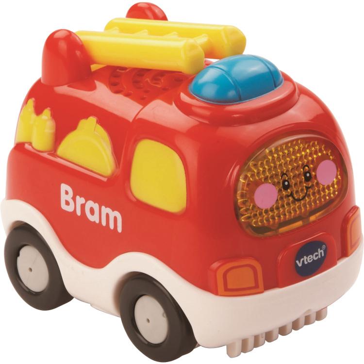 Speelgoed Vtech TTA Bram Brandweer