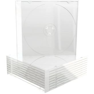 MediaRange CD SLIMCASE CLEAR (100) BULK (BOX20)