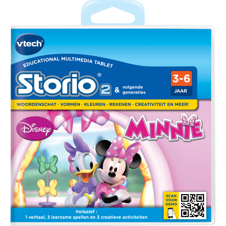 Storio 2 Game Minnie Mouse