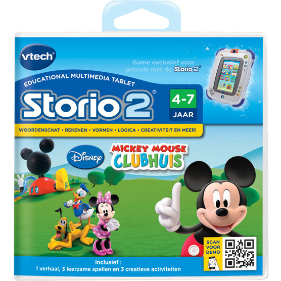 Storio 2 Game Mickey Mouse Clubhouse